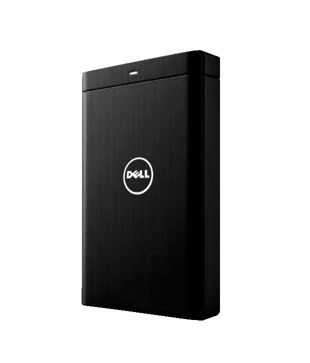 Dell Portable Backup Hard Drive 1 TB External Hard Disk Image