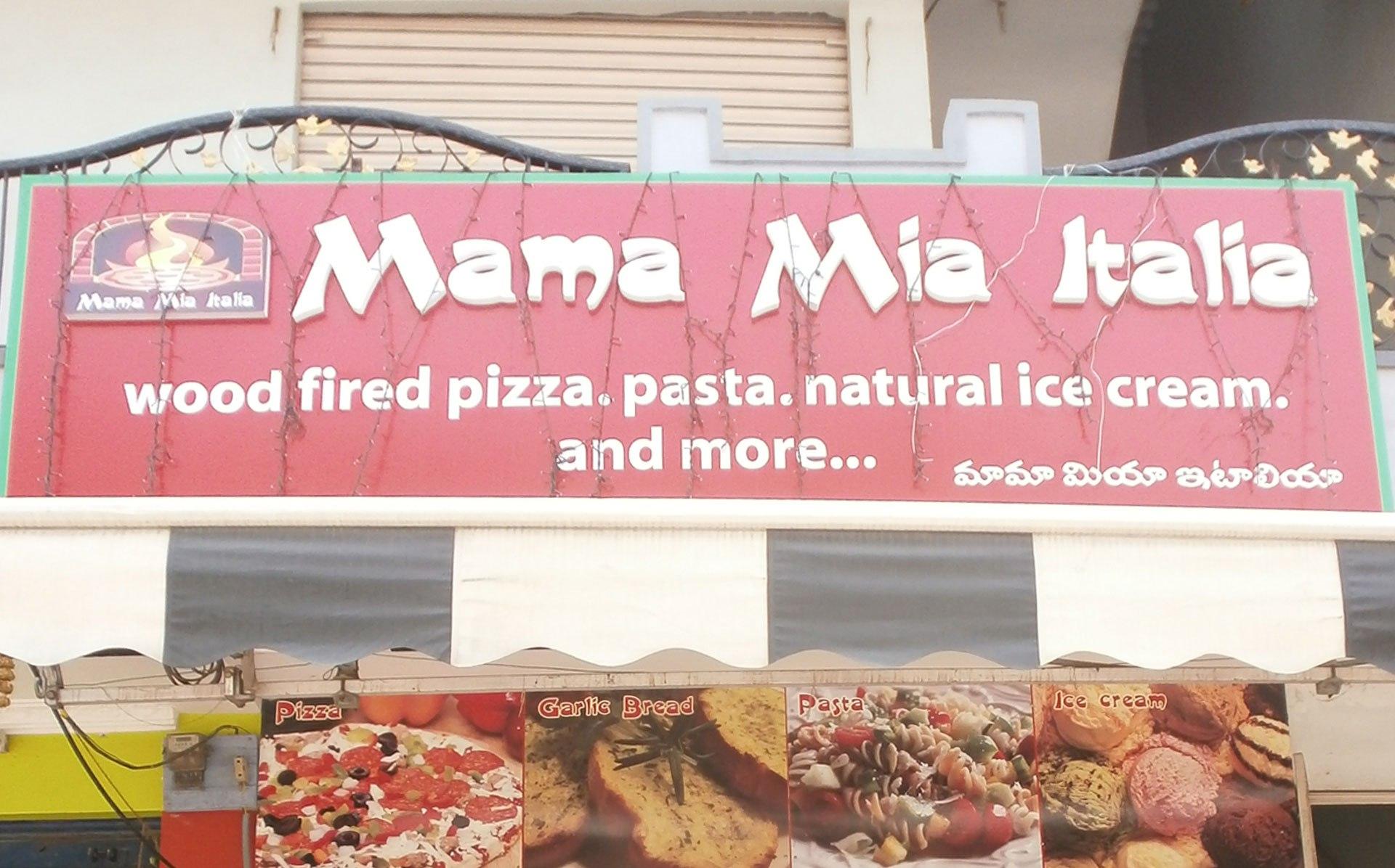Mama Mia Italia - Sainikpuri - Secunderabad Image