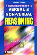 A Modern Approach To Verbal & Non-Verbal Reasoning - R S Aggarwal Image