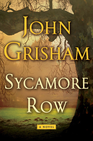 Sycamore Row - John Grisham Image