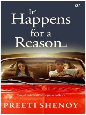 It Happens For A Reason - Preeti Shenoy Image