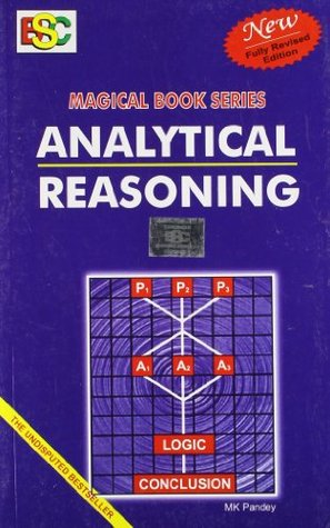 Analytical Reasoning - M K Pandey Image