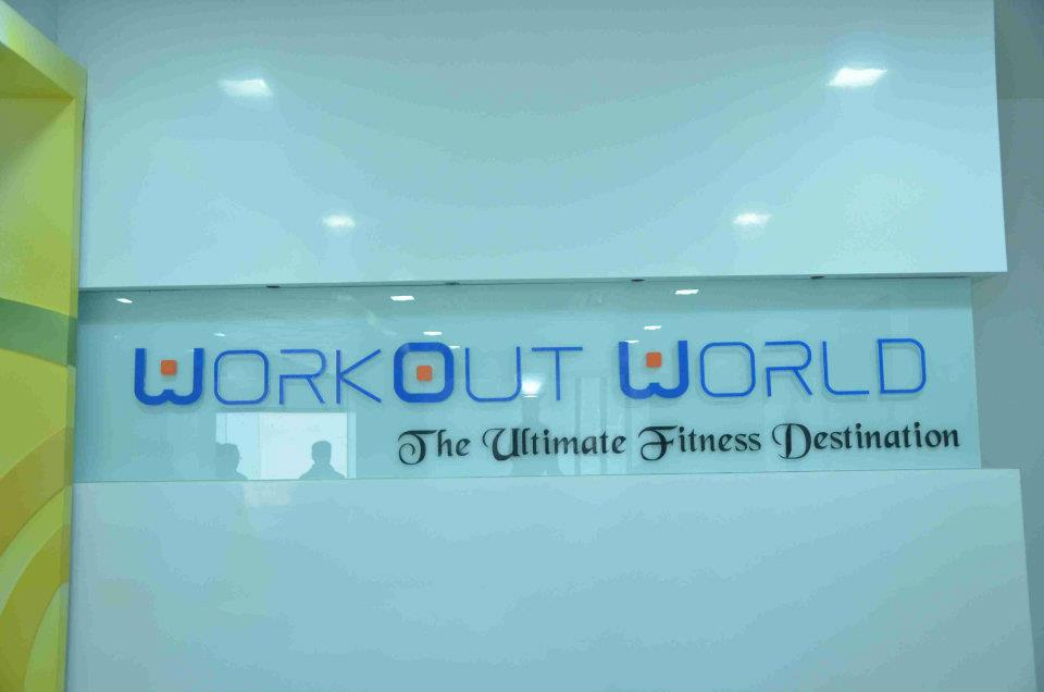 Workout World - Old Padra Road - Vadodra Image