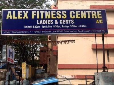 Alex Fitness Centre - Ashok Nagar - Hyderabad Image