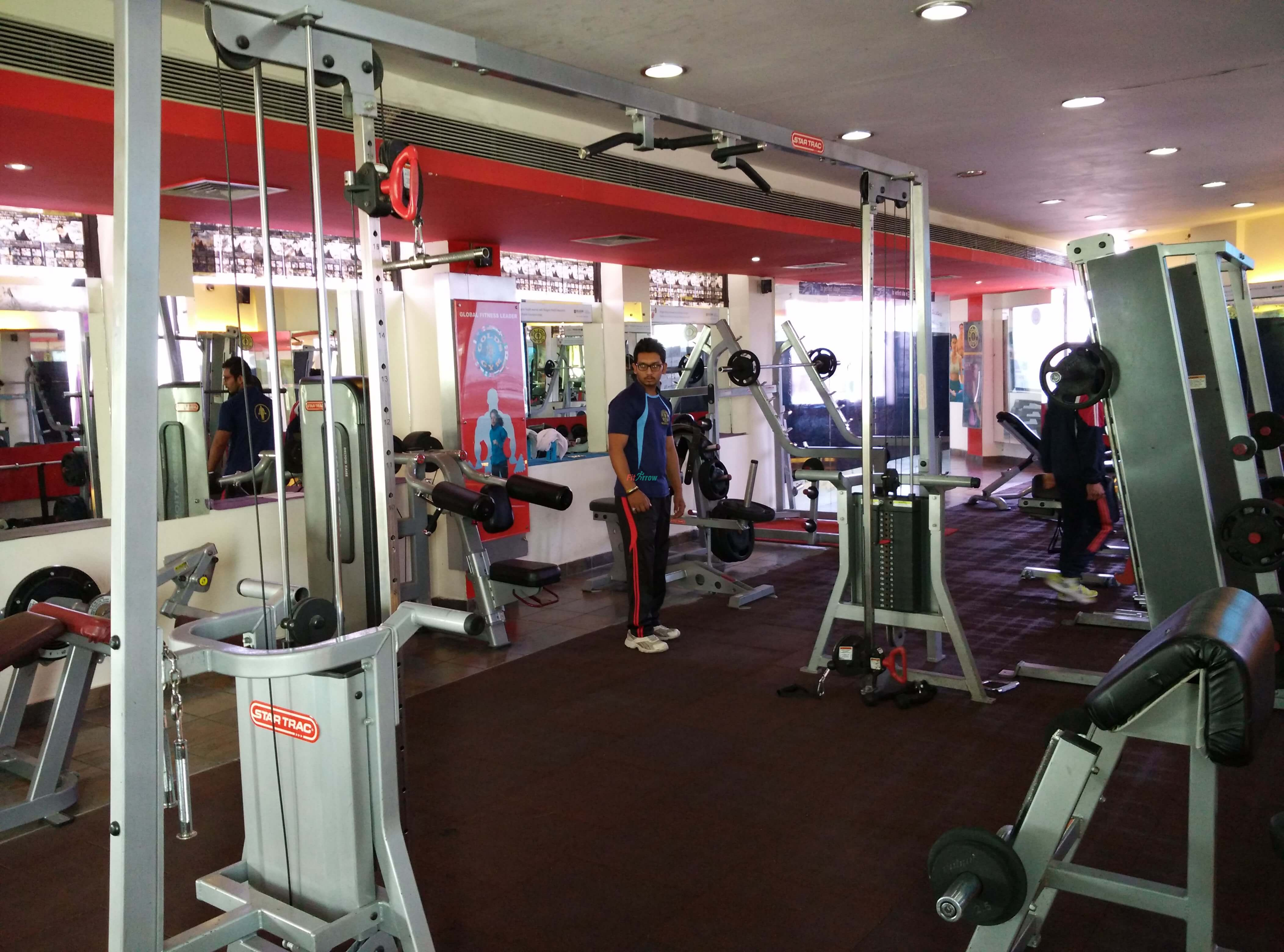 GOLD'S GYM - PALM VIHAR - GURGAON Photos, Images and ...