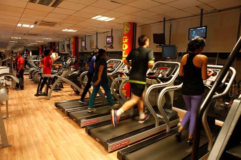 Gold's Gym - Kalyani nagar - Pune Image