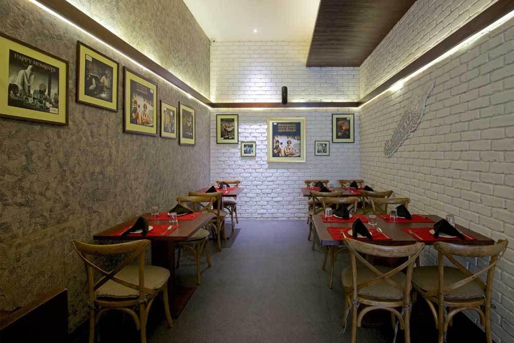 Review On Amaya Amaya Indian Grill Kitchen Bandra Kurla