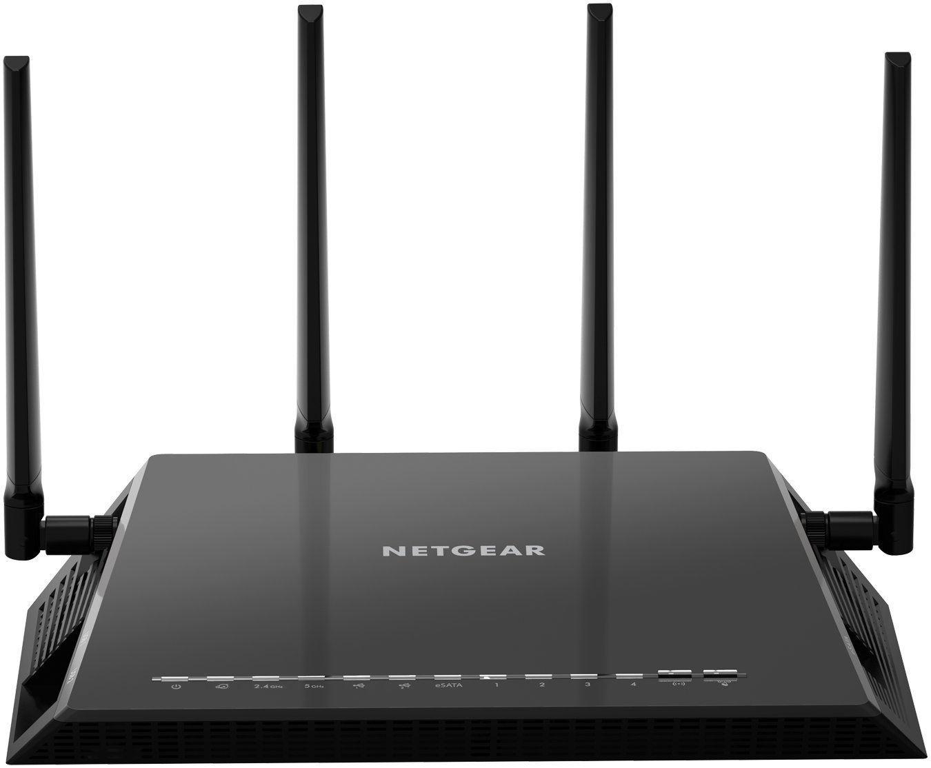 Netgear AC2350 Nighthawk X4 Smart WiFi Router (R7500) Image