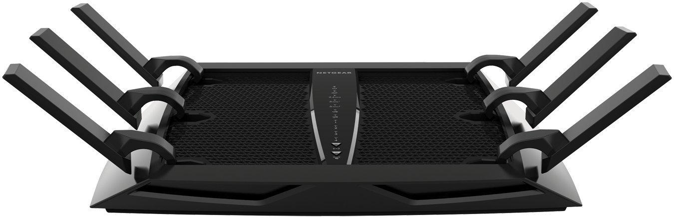 Netgear AC3200 Nighthawk X6 Tri-band Wi-Fi Router (R8000) Image