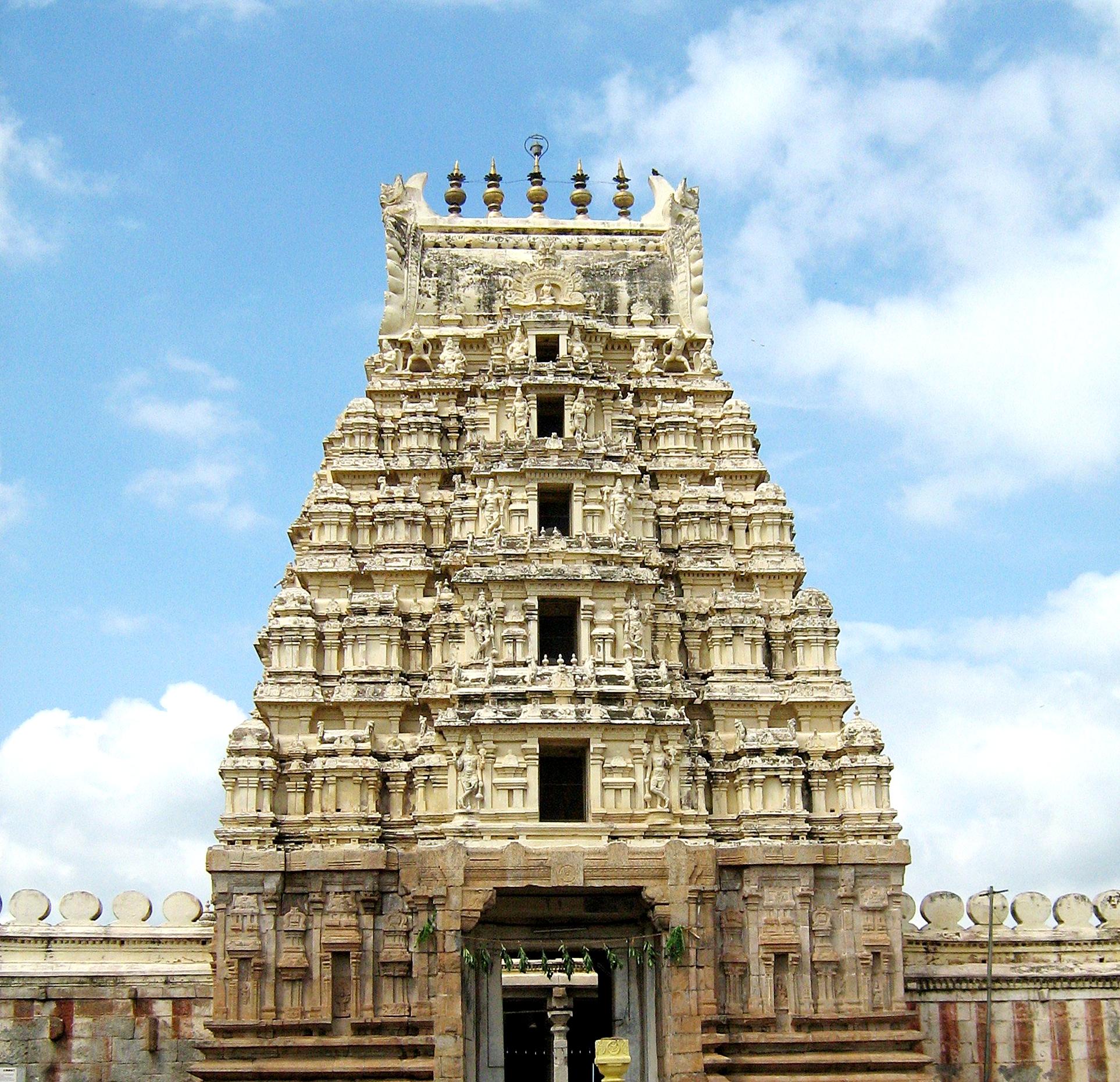 Sri Ranganathaswamy Temple - Nellore Image