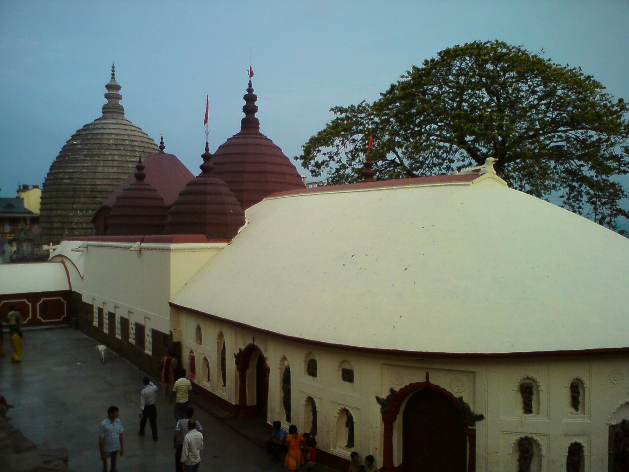 Kamakhya Temple - Sualkuchi Image