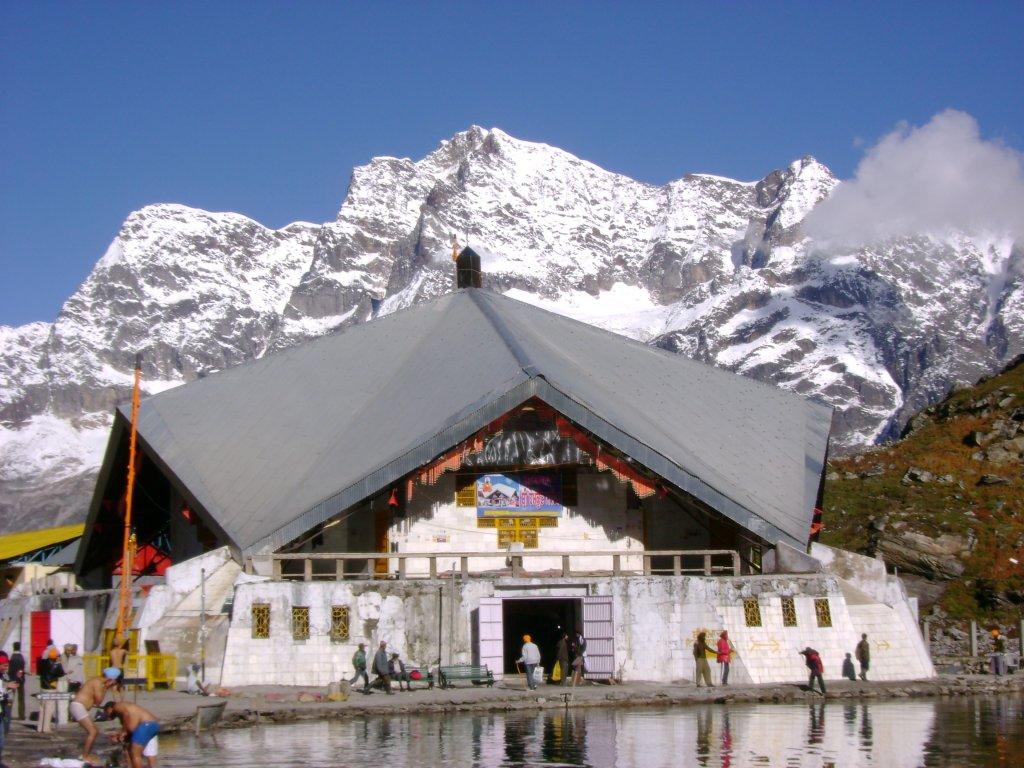 Gurudwara Sri Hemkunt Sahib Ji - Hemkund Image