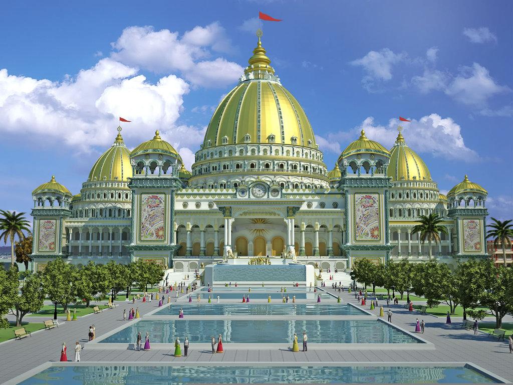 ISKCON Temple - Surat Image