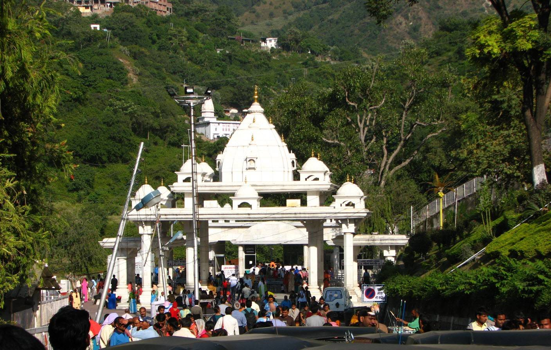Shrine Of Shri Mata Vaishno Devi - Udhampur Image