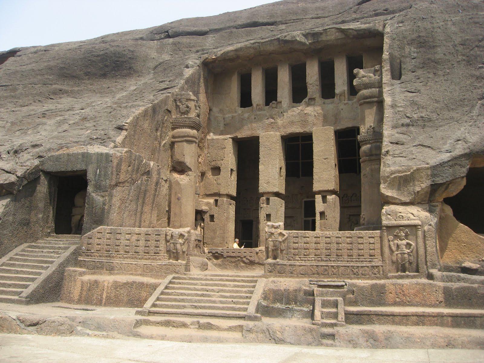 Kanheri Caves - Mumbai Image
