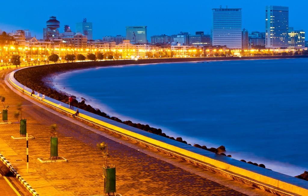 Marine Drive - Mumbai Image