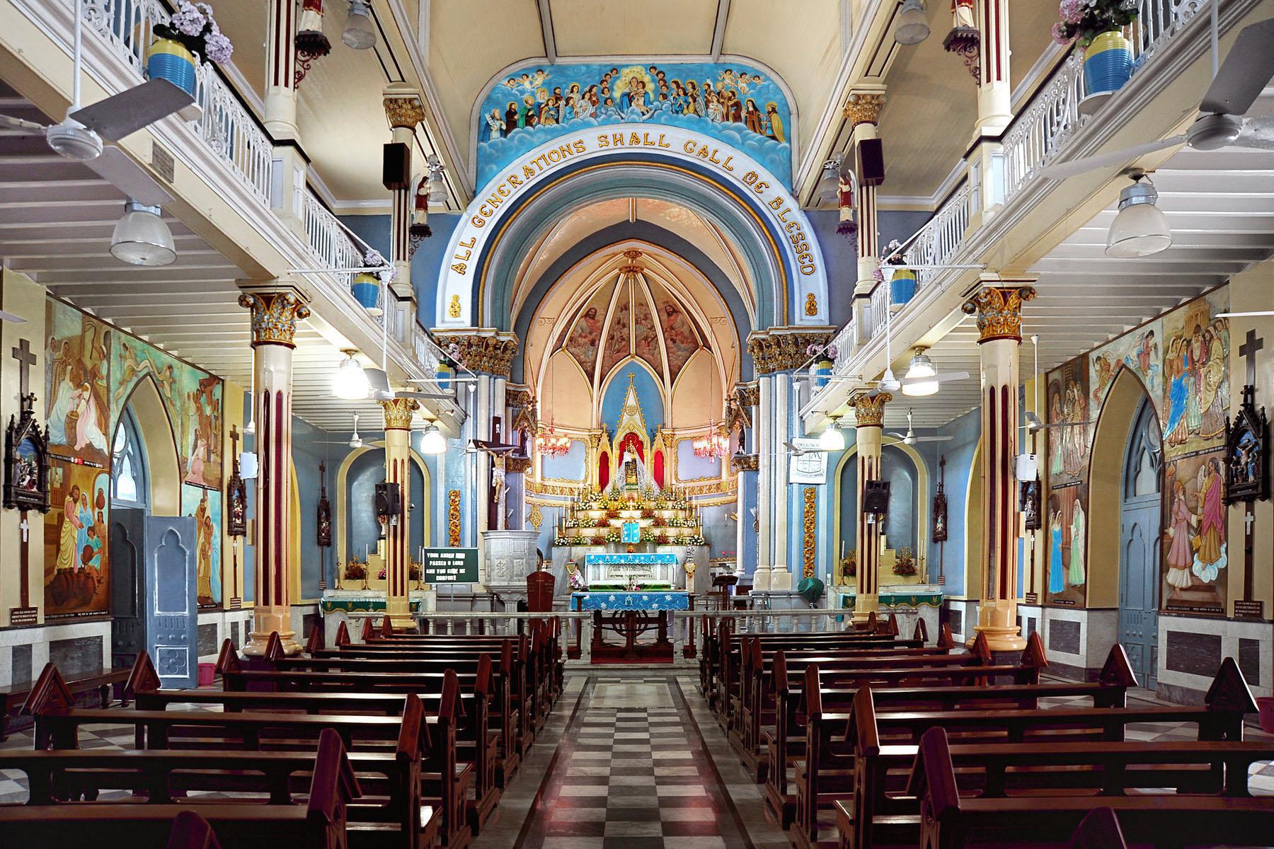 Roman Catholic Church - Mahabaleshwar Image