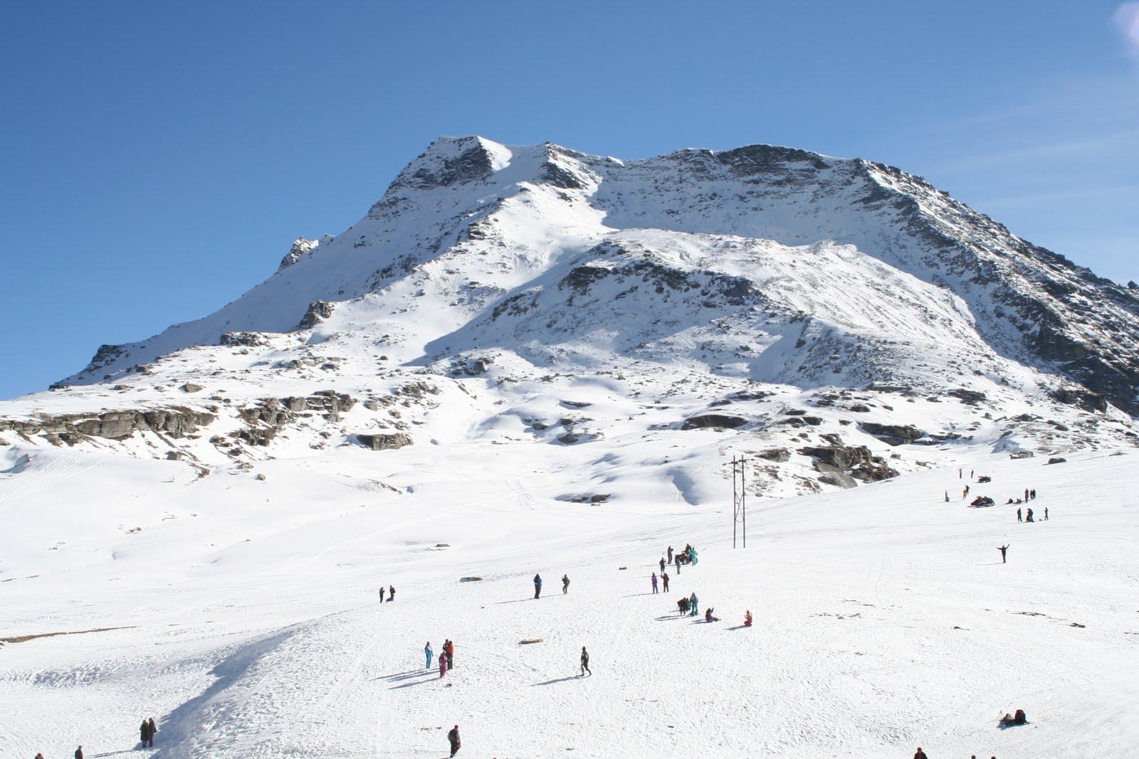 Rohtang Pass - Manali Image