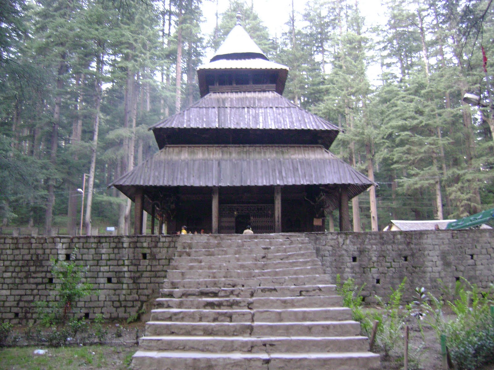 Hadimba Temple - Manali Image