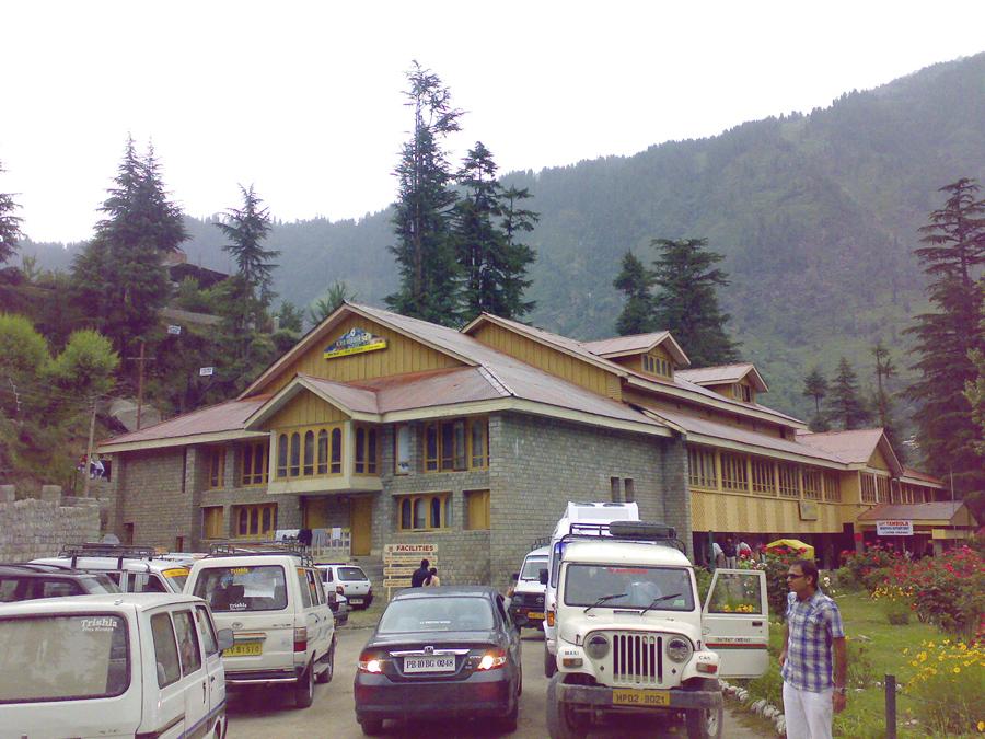 Vashisht Village - Manali Image