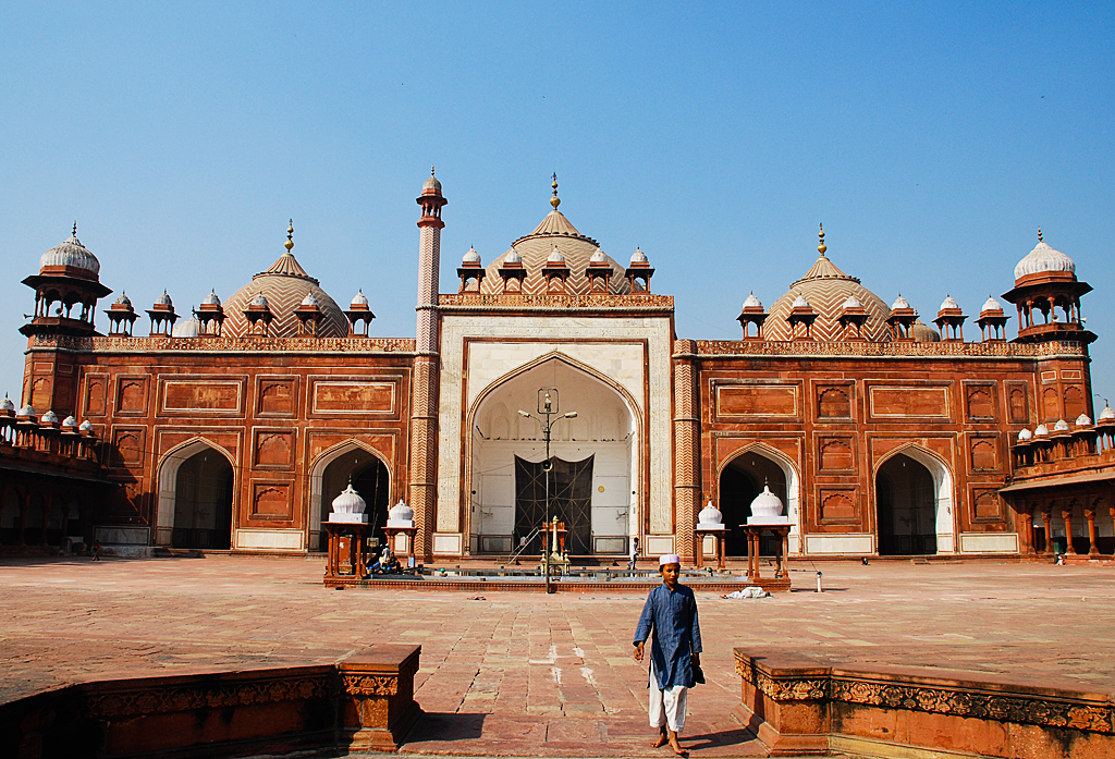 Image result for agra jama masjid