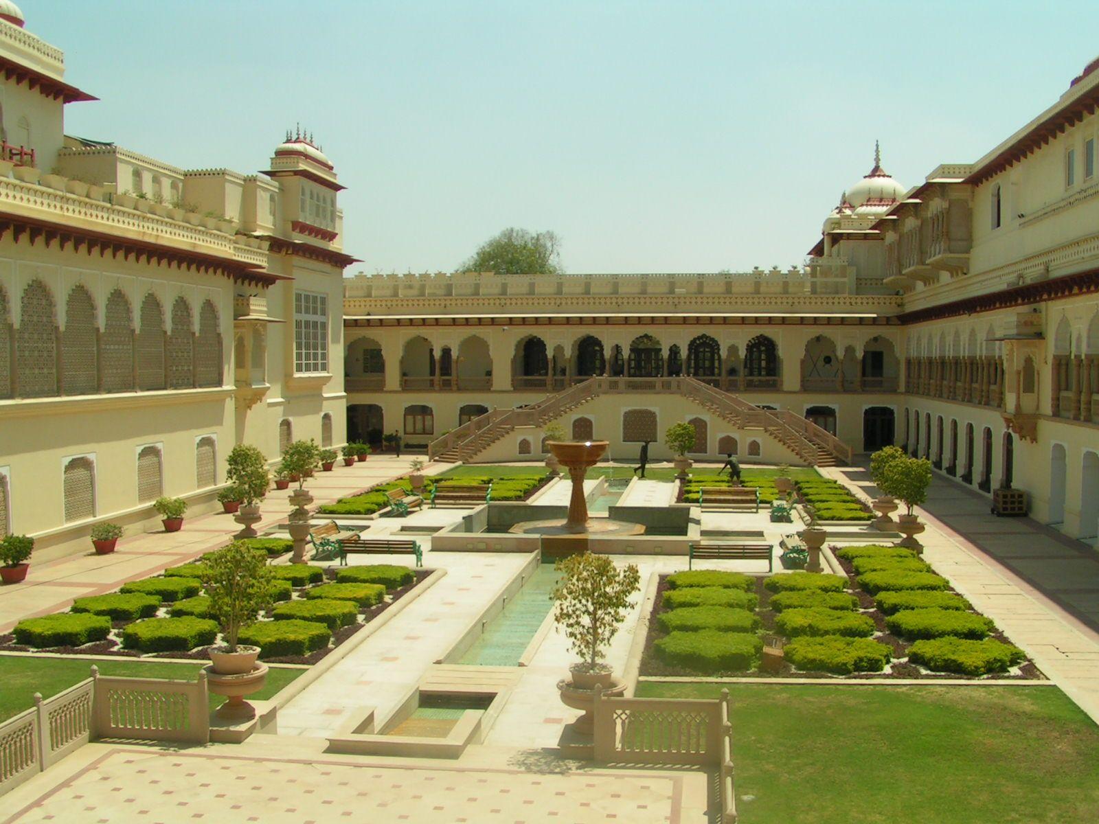 Ram Bagh - Agra Image