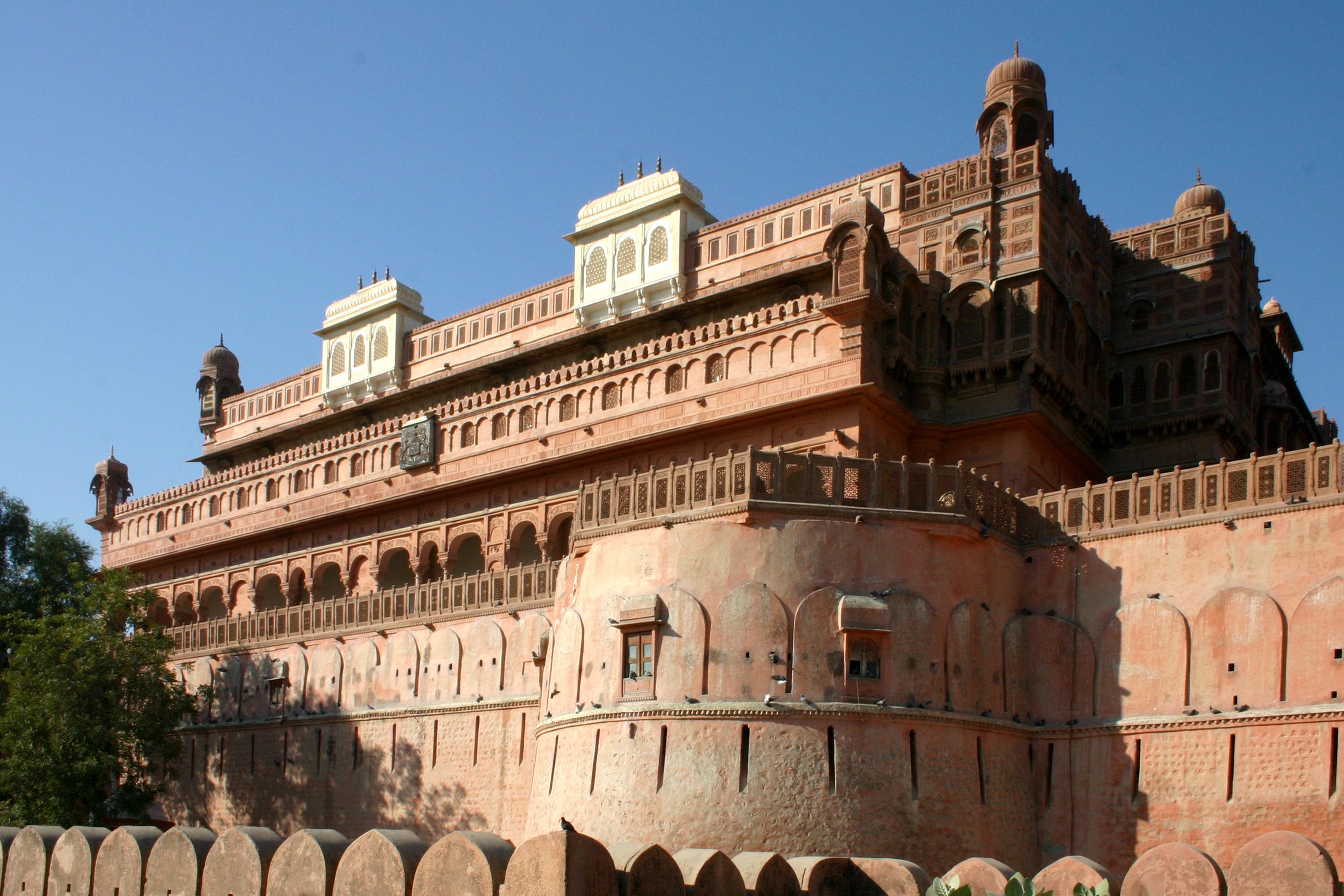 Bikaner Fort - Bikaner Image