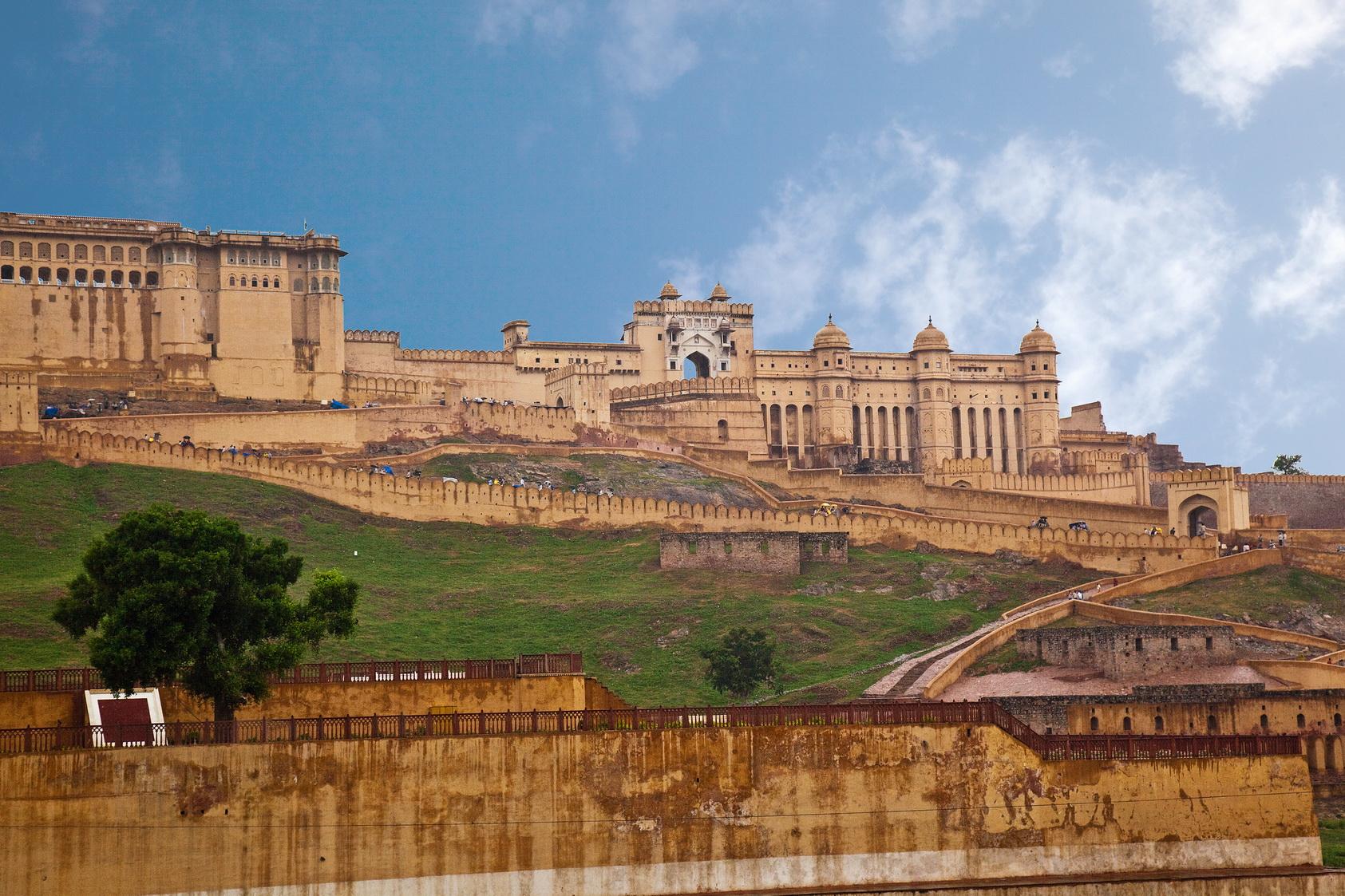 Image result for amer fort jaipur history