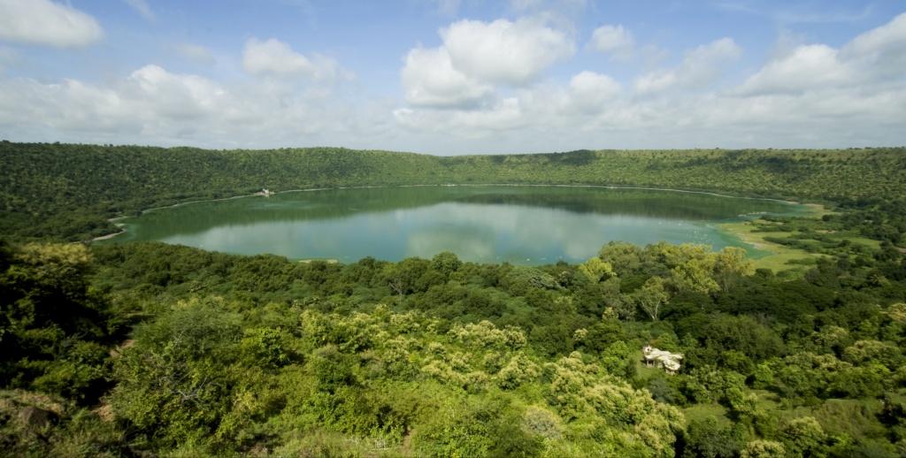 Lonar Lake - Nagpur Image