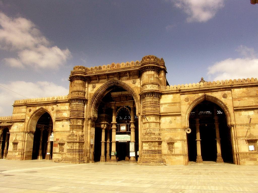 Bhadra Fort - Ahmedabad Image