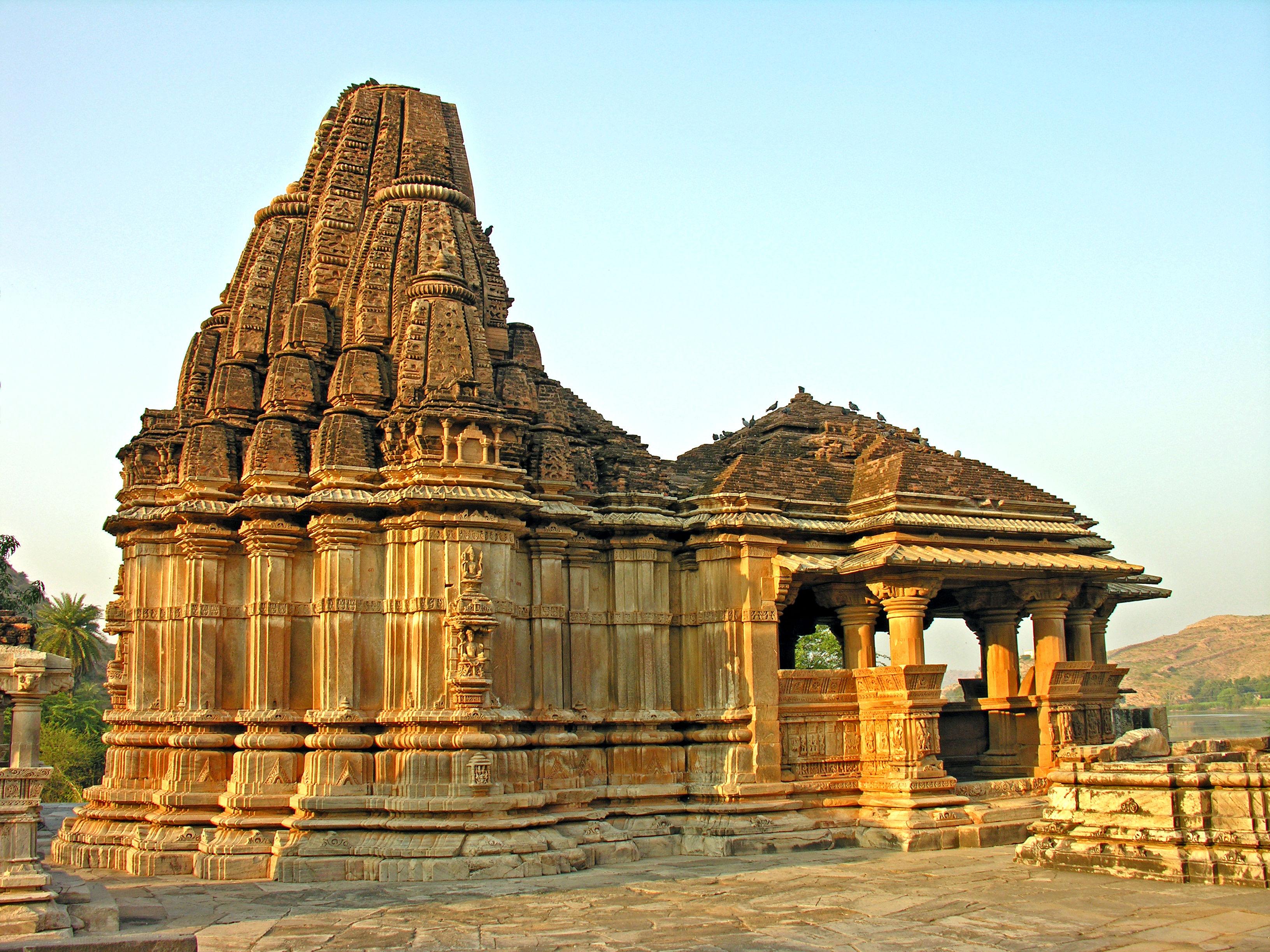 Eklingi Temple - Udaipur Image