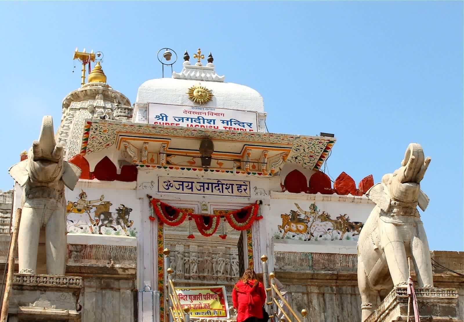 Jagdish Temple - Udaipur Image