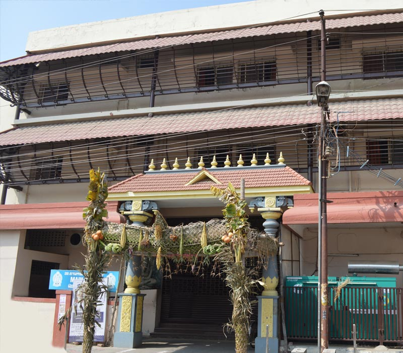 Coimbatore Attractions: AYYAPAN POOJA SANGAM TEMPLE