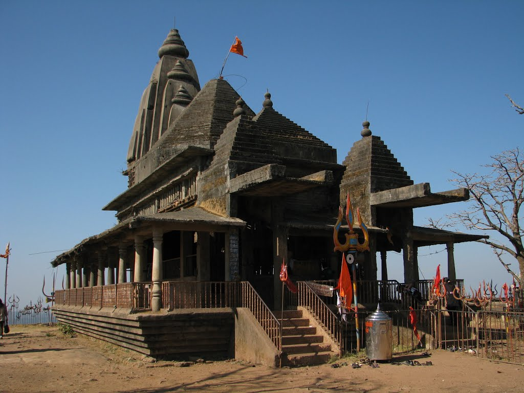Mahadeo Temple - Pachmarhi Image