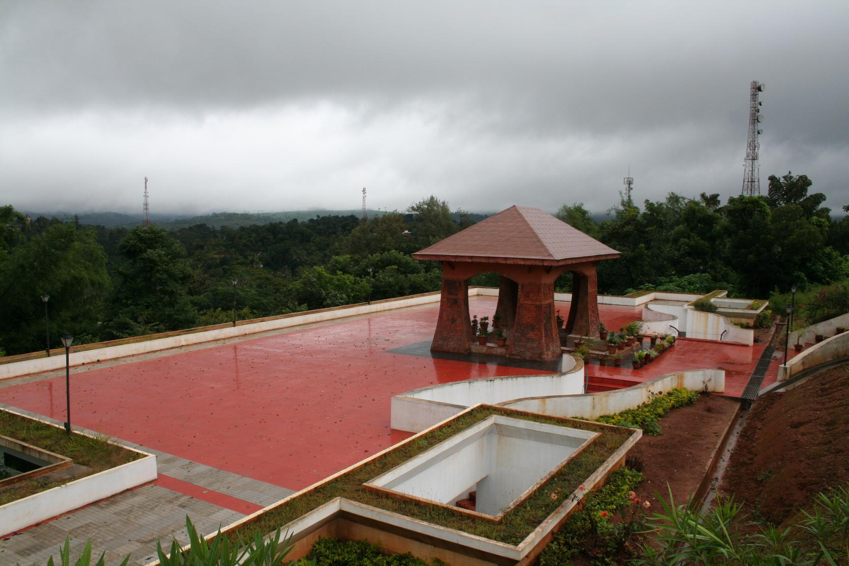 Pazhassi Raja Tomb - Wayanad Image