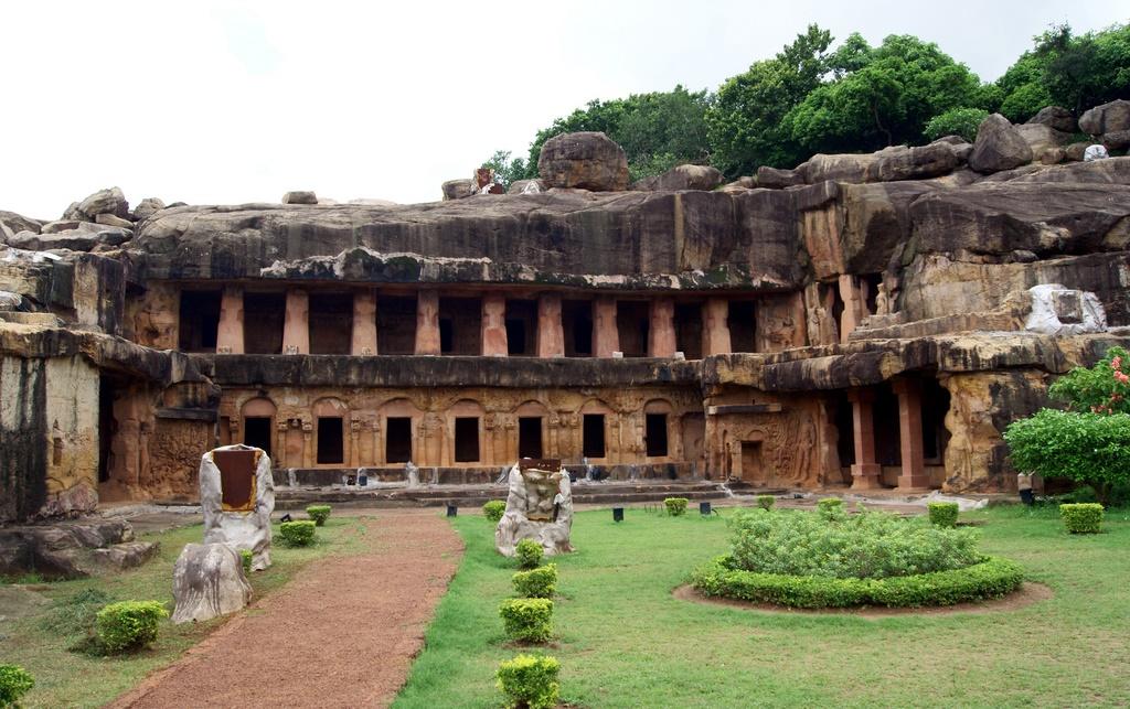 Khandagiri & Udayagiri Caves - Bhubaneswar Image