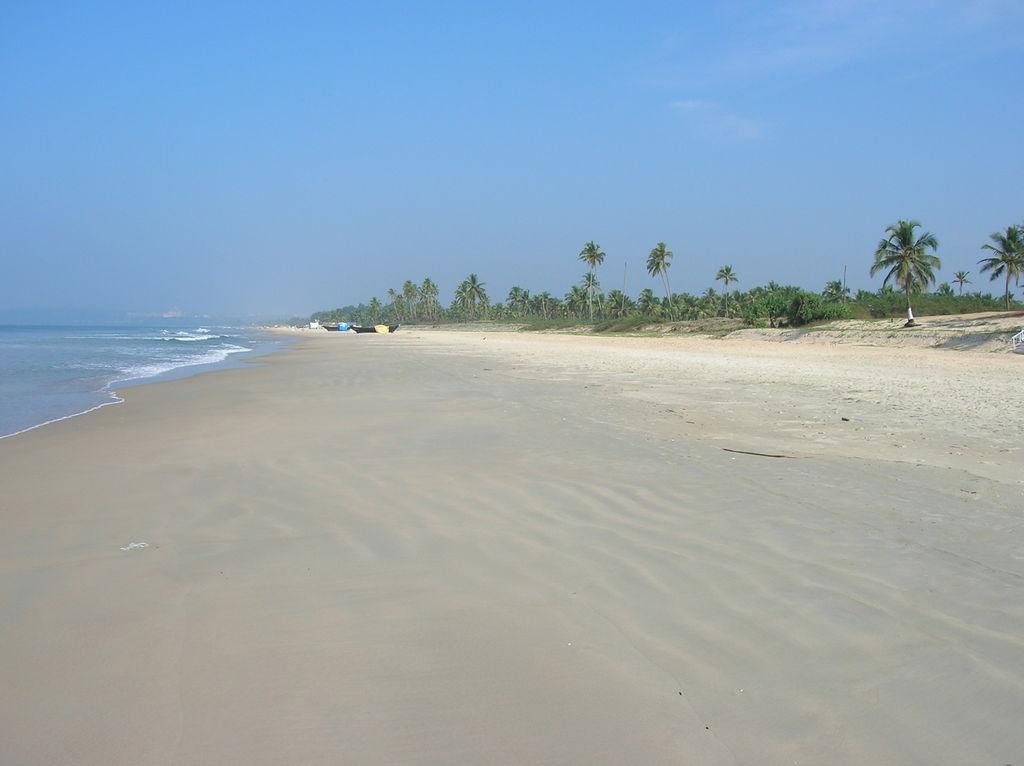 Uttorda Beach - Goa Image