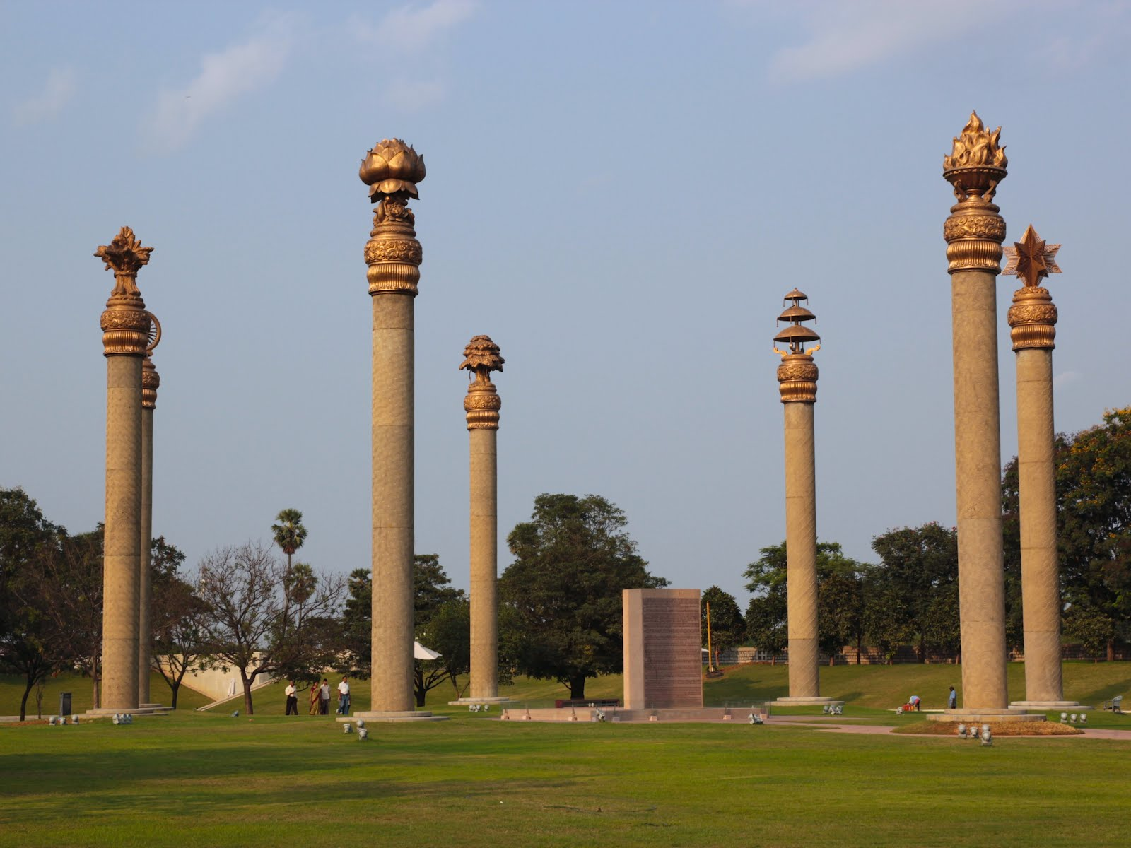 Rajeev Memorial Park - Leimakhong Image