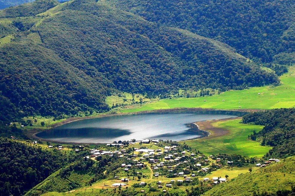 Rih Dil Lake - Champhai Image
