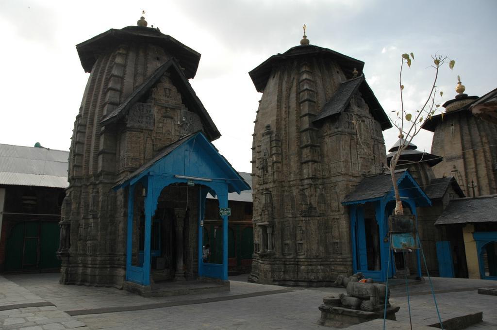 Kamahi Devi Temple - Hoshiarpur Image