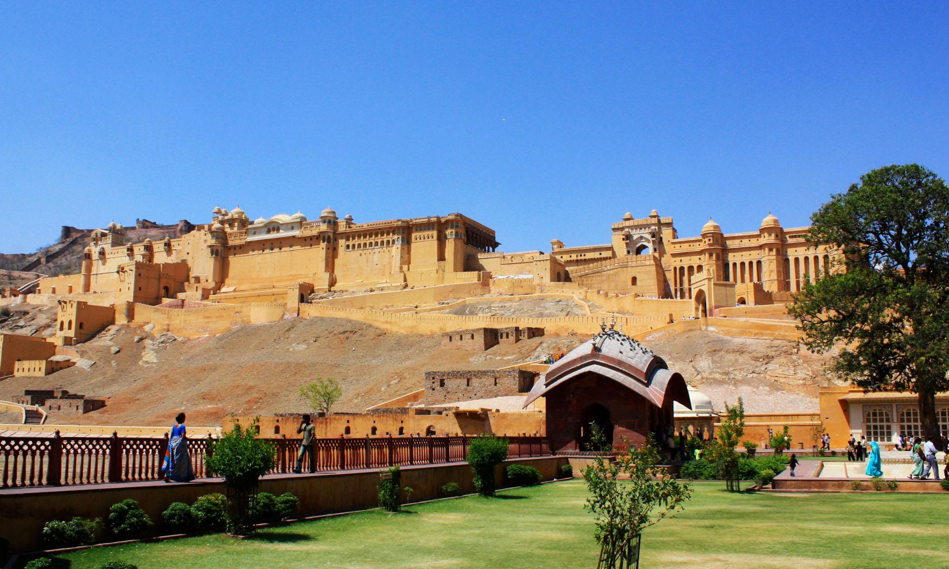 Ranthambore Fort - Sawai Madhopur Image