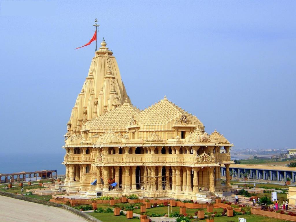 Somnath Jyotirlinga Temple - Veraval Image