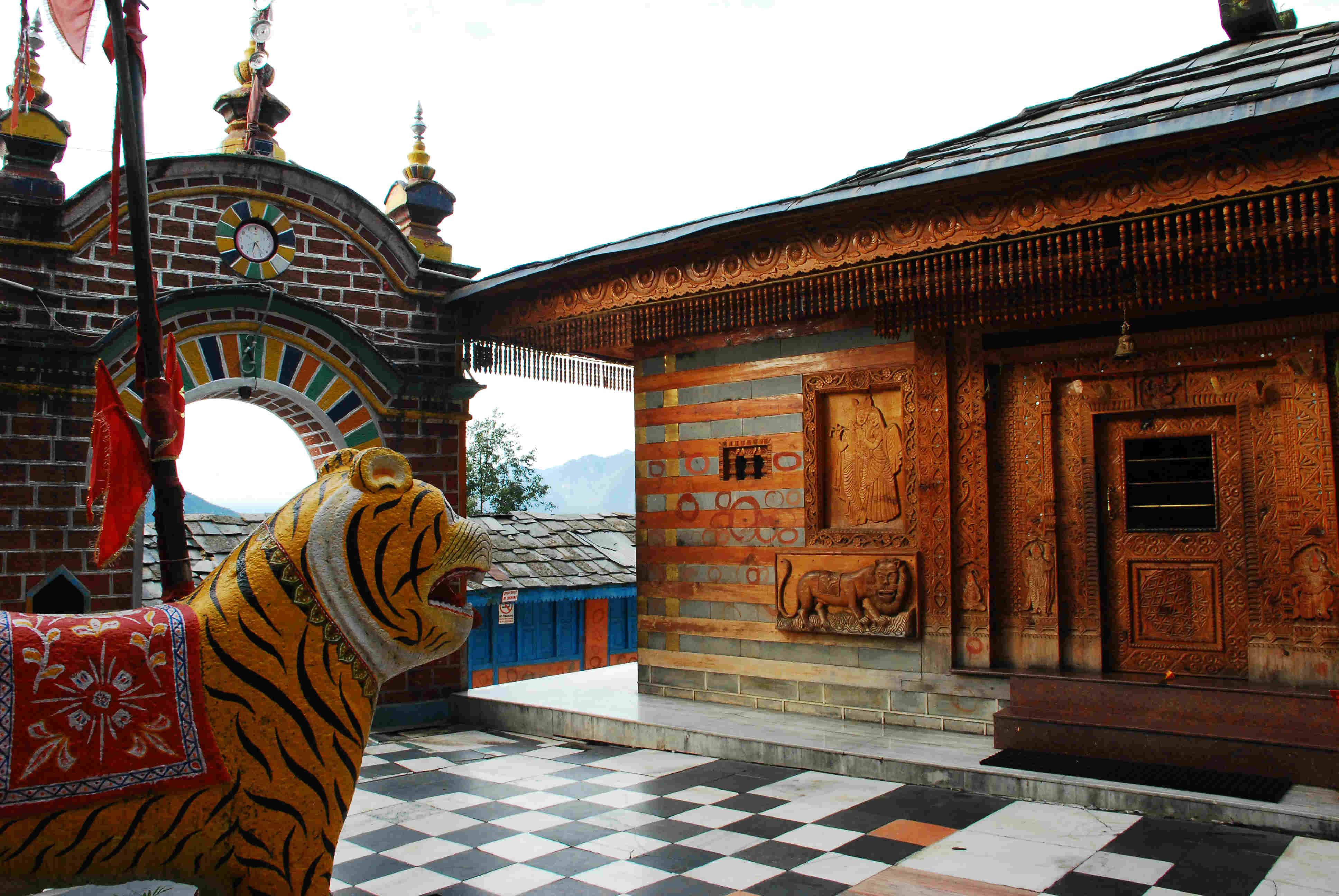 Image result for Jagannathi Devi temple kullu