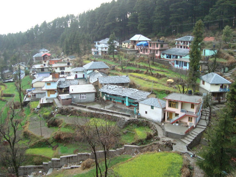 Dharmakot A Place To Visit
