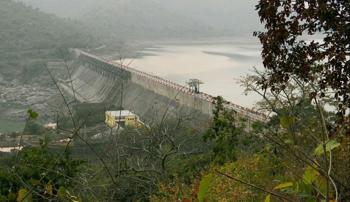 Massanjore Dam - Dumka Image