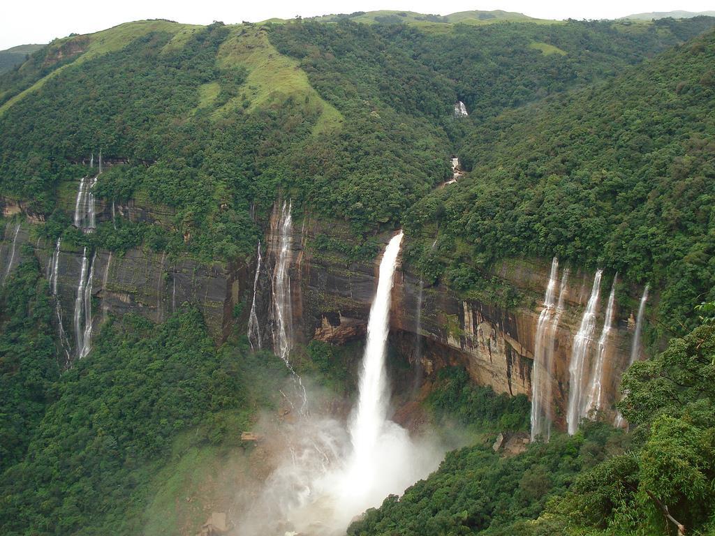 Weinia Falls - Nongstoin Image