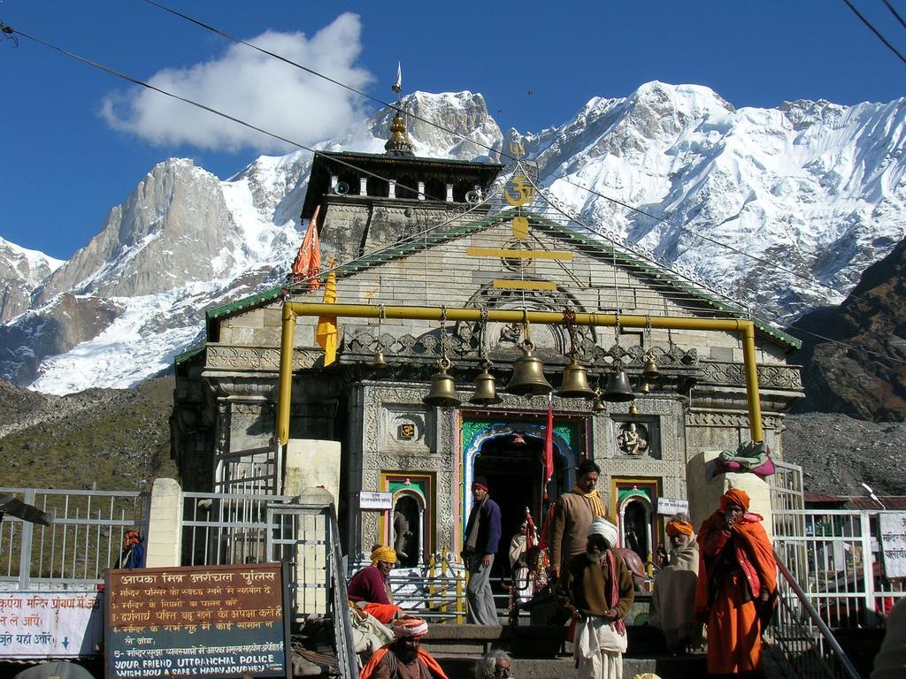 Kedearnath Temple - Kedarnath Image