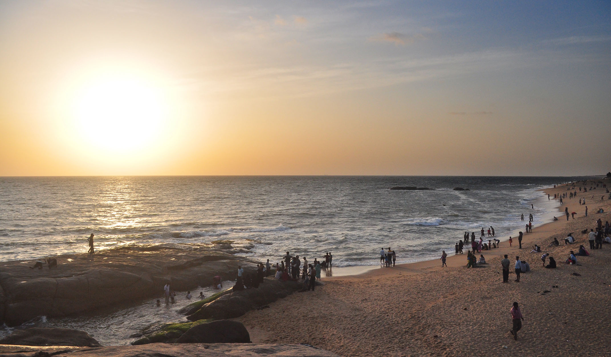 Someshwar Beach - Mangalore Image