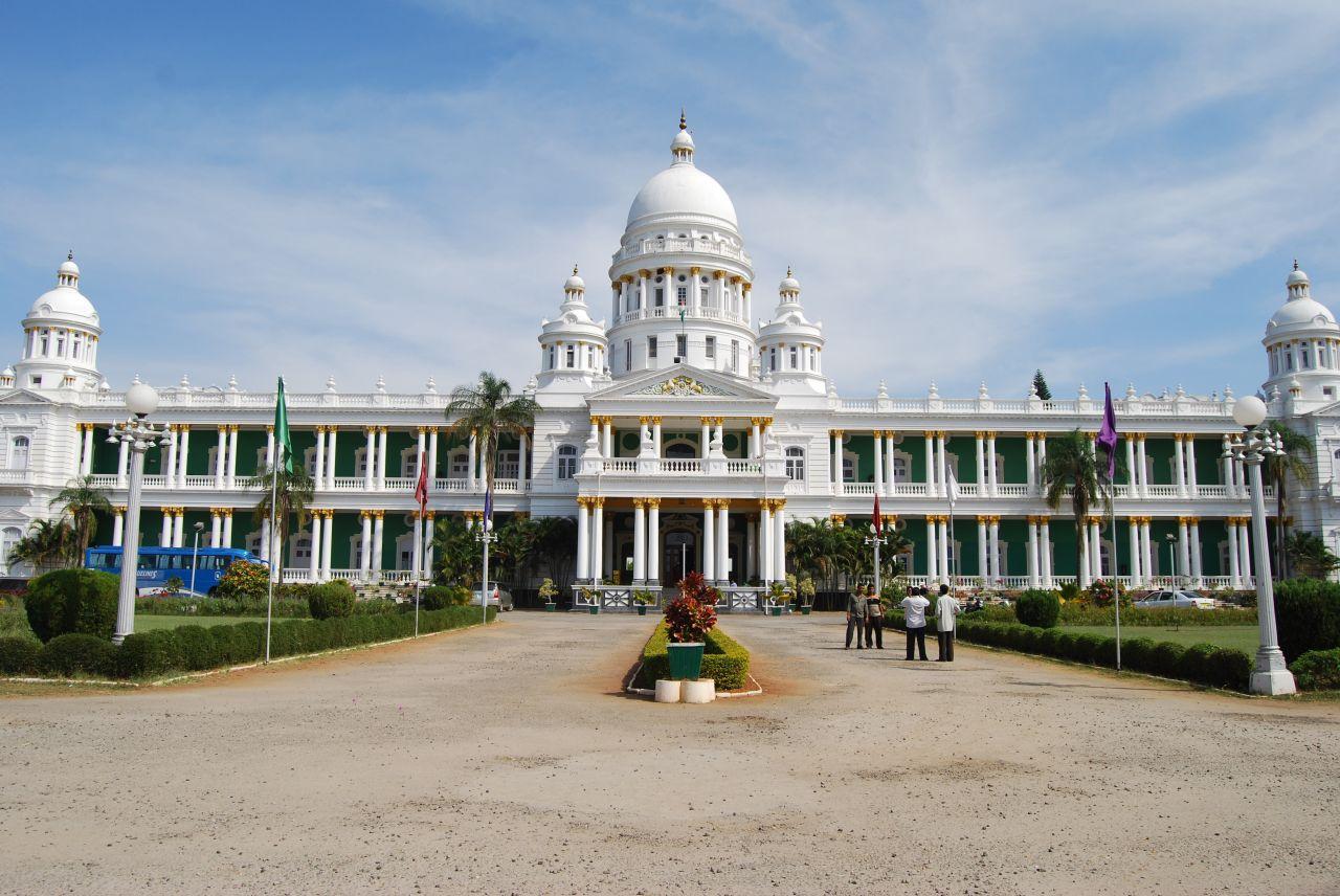 Lalitha Mahal - Mysore Image
