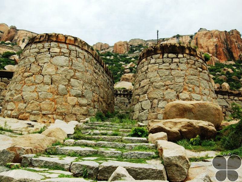 Pavagada Fort - Tumkur Image